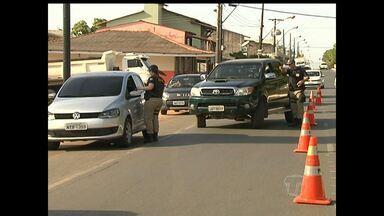 PRF realiza operação Rodovida neste fim de ano em Santarém - Ação conta com 16 policiais, trabalhando em regime de escala de 24 horas.