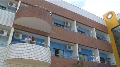 Aumenta a movimentação nos hotéis de São Luís - Na temporada de férias São Luís se torna o roteiro de turistas de várias regiões do país e o setor hoteleiro já comemora a alta taxa de ocupação.