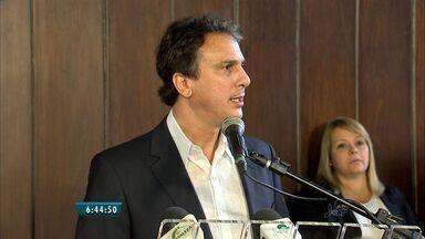 Governador eleito, Camilo Santana, anuncia novo secretariado - Confira os comentários de Roberto Maciel.