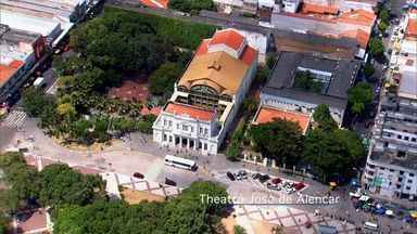 Bom Dia Ceará mostra imagens aéreas de várias pontos do estado - Imagens em alta definição foram feitas com o uso de drones.