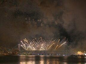 Espetáculo da virada de ano em Florianópolis oferece atrações de acesso livre - Espetáculo da virada de ano em Florianópolis oferece atrações de acesso livre