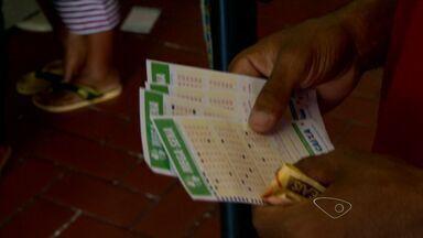 Lotéricas do ES recebem apostadores da 'Mega da Virada' - Muitos capixabas estão sonhando em começar o ano com muito dinheiro no bolso.