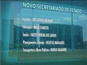 Fernando Pimentel anuncia 1º escalão do novo governo de Minas - Quadros do PT e PMDB são maioria.