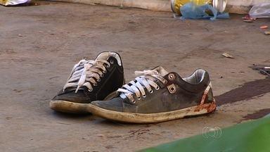 Morre a quarta vítima da chacina após festa em Aparecida de Goiânia - Jovem de 23 anos estava internado em estado grave desde o dia do crime. Mãe do rapaz diz que famílias está chocada com a morte e pede Justiça.
