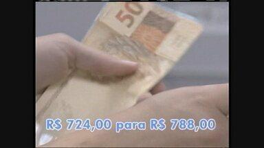 Governo Federal publicou decreto que reajusta salário mínimo em 2015 - Novo valor passa a valer a partir de quinta-feira, 1.