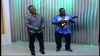 Confira novo samba enredo da escola 'Os Rouxinóis' - Assista ao vídeo.