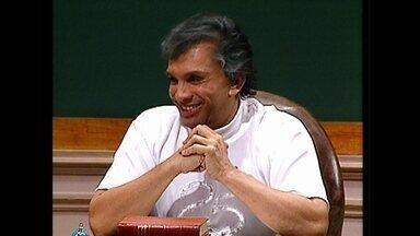 Dedé Santana substitui o professor Raimundo na Escolinha - Os Trapalhões fizeram um especial para o Criança Esperança de 1991
