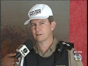 Autoridade policial faz balanço do fluxo de veículos nas rodovias do Vale do Aço - Nenhum caso com vítima fatal foi registrado no feriado de Ano Novo.