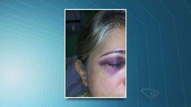 Mulher que fraturou rosto em 'banana boat' no ES faz cirurgia - Enfermeira reconstruiu um dos ossos da face, nesta terça-feira (6).Familiares contaram que o procedimento cirúrgico durou três horas.