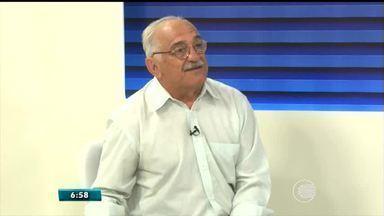 Secretário Municipal de Economia Solidária fala sobre apoio ao pequeno empreendedor - Secretário Municipal de Economia Solidária fala sobre apoio ao pequeno empreendedor