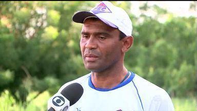 Piauí Esporte Clube treina e recebe conselhos valiosos de ex-dirigentes - Piauí Esporte Clube treina e recebe conselhos valiosos de ex-dirigentes