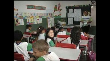 Em Imperatriz, o período de matrículas na rede municipal de ensino já começou - Em Imperatriz, o período de matrículas na rede municipal de ensino já começou, mas parte dos alunos ainda não concluiu o ano letivo 2014.