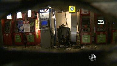 Caixa é explodido dentro de supermercado no Iapi, em Salvador; veja no giro de notícias - Confira esse e outros destaques do Giro de Notícias.