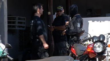 Governo faz operação para diminuir criminalidade em Cuiabá - Governo faz operação para diminuir criminalidade em Cuiabá