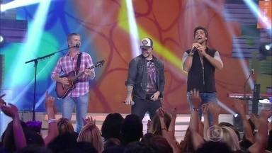 Victor e Leo fazem versão de 'Diz Para Mim' - Banda Malta é um dos convidados da dupla