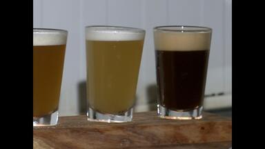 Produção de cerveja artesanal cresce em Santa Maria, RS - O sabor diferenciado é um dos motivos para começar a produção.