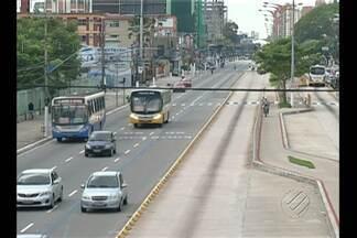 População de Belém aguarda conclusão de obras do BRT para melhorar trânsito na cidade - Projeto já foi iniciado, mas muita coisa ainda precisa ser feita. Obra completa até Icoaraci está prevista para o final de 2016.