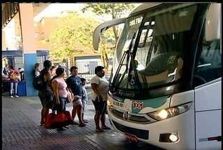 Tarifas de ônibus intermunicipais sofrem reajuste no interior do Rio e gera reclamações - Tarifas de ônibus intermunicipais sofrem reajuste no interior do Rio e gera reclamações.