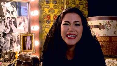 Joaquina Encena - Fala mal de mim! - No primeiro episódio, a minha interpretação de Fala Mal de mim, da cantora Ludmilla.