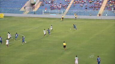 Fortaleza bate Maranguape em amistoso - Placar terminou em 2 a 0