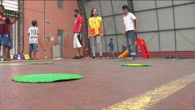 Festival de férias tem início em vários bairros de Curitiba - A inciativa reúne jovens nas regionais da cidade, a fim de promover brincadeiras e entretenimento enquanto as crianças estão no período de férias escolares.
