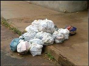 Serviço de coleta de lixo é suspenso e causa transtornos em Araguaína - Serviço de coleta de lixo é suspenso e causa transtornos em Araguaína