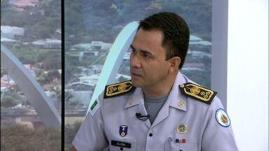 DF teve 140 mil crimes em 2014 - Os pedestres estão entre os principais alvos. O comandante-geral da PM comenta os números.