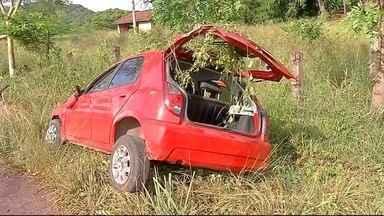 Militar morre em acidente na BR-262 em Corumbá (MS) - Polícia acredita que motorista possa ter dormido no volante