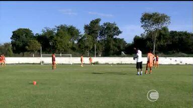River-PI e Piauí fazem amistosos para se preparar para o Nordestão - River e Piauí fazem amistosos para se preparar para o Nordestão