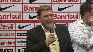 Vice-presidente de futebol do Inter sofre infarto em Bento Gonçalves, RS - Luiz Fernando Costa, de 53 anos, foi hospitalizado, mas passa bem.