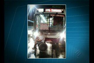 Cadeirante denuncia desrespeito em ônibus - Motorista prestou depoimento e a Polícia investiga o caso.