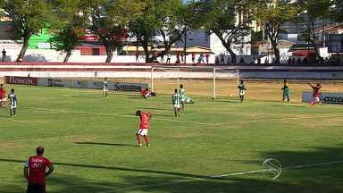 Sergipe vence Aracaju por 5 a 1 no João Hora - Colorado se prepara para disputar o Campeonato Sergipano