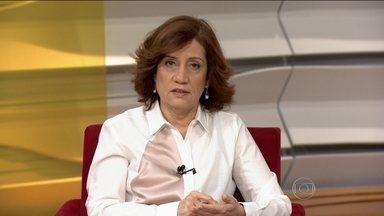 'Nem todos os impostos aumentados têm a mesma qualidade', explica Miriam Leitão - A comentarista ressalta que o ajuste fiscal dos combustíveis era necessário. Ela esclarece que vetar a correção sobre a tabela do IRPF significa aumentar o Imposto de Renda para as pessoas físicas.