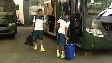 Goiás estreia no torneio Granada Cup, em Brasília - Nesta terça-feira (20), o time goiano enfrenta o Zalgiris, da Lituânia.