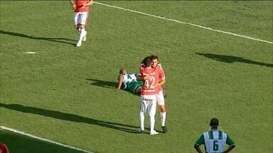 Internacional vence o Juventude por 3 a 1 em amistoso - Jogo foi o primeiro do clube na pré-temporada.