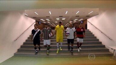 Chamada: a decisão por pênaltis do Globo Esporte - Chamada: a decisão por pênaltis do Globo Esporte