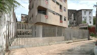 Polícia procura três suspeitos de assaltarem edifício em São Luís - Polícia procura três suspeitos de assaltarem edifício em São Luís