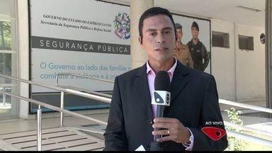 Distância de tiro que matou soldado do ES foi de 5 cm, diz delegado - Inquérito apontou que disparo saiu da arma de outro policial.'Imprudência e imperícia causaram a morte do militar', alega João Pinto.
