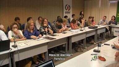 Ceará corre risco de tirar da América status de área livre do sarampo - Estado é único do Brasil que registrou caso da doença neste ano.