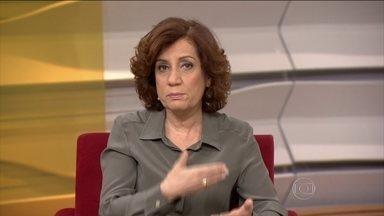 Miriam Leitão comenta o consumo de energia - Miriam Leitão comenta a falta de planejamento que trouxe problemas na energia. Miriam diz ainda o que esperar do novo ministro de Minas Energia.