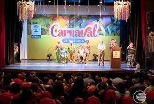 Programação do Carnaval 2015 de Teresina é divulgada - Programação do Carnaval 2015 de Teresina é divulgada