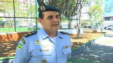 Polícia confirma que vai estar dentro dos estádios de futebol do estado - Polícia confirma que vai estar dentro dos estádios de futebol do estado