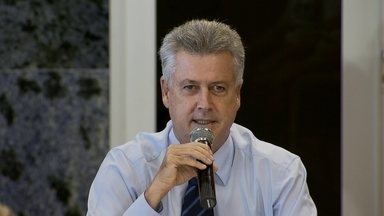 Rollemberg diz que estuda como fazer eleição para administrador regional - O governador Rodrigo Rollemberg participou do anúncio dos novos administradores. Ele disse que a população participará mais quando houver a eleição dos adminsitradores regionais.