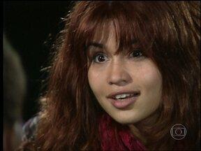 Madá confessa que matou Estevão - Luciano grava a declaração e consegue prendê-la