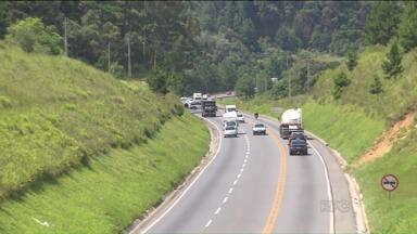 Aumenta o número de acidentes no Contorno Norte - Quarenta pessoas já morreram em acidentes no Contorno Norte em Curitiba.