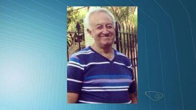 Comerciante morre após ser baleado em Cariacica, ES - Filho da vítima acredita em latrocínio, roubo seguido de morte.Waldemiro Feu Huver tinha 63 anos e era dono de distribuidora de bebidas.
