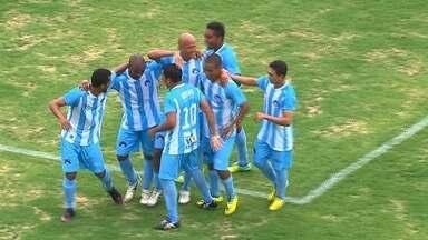 Luziânia e Gama estreiam com vitória pelo Campeonato Brasiliense - Equipes venceram Cruzeiro-DF e Santa Maria, respectivamente.