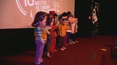 Mostra de cinema atrai turistas a Tiradentes - Mostra de cinema atrai turistas a Tiradentes