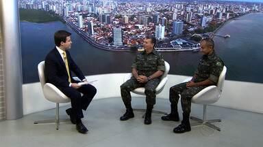 Mudança de comando do exército de Aracaju será realizada hoje - Mudança de comando do exército de Aracaju será realizada hoje.