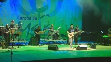 Mostra de música promovida pelo Sesc é realizada em Manaus - Evento conta com a participação de artistas amazonenses.